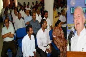 Talk with Taj Executives, Kovalam, Trivandrum