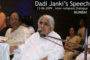 dadi ji speech
