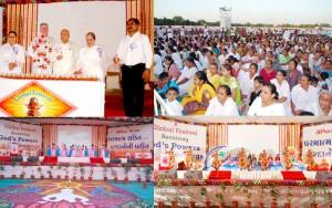 Global Festival in Rajkot