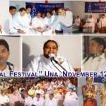 una global festival
