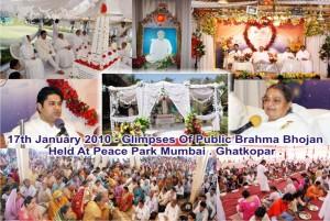 17th brahma bhojan