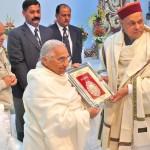 Himachal Pradesh Chief Minister Visits  Brahmakumaris H.Q At Mount AbuHimachal Pradesh Chief Minister Visits  Brahmakumaris H.Q At Mount Abu