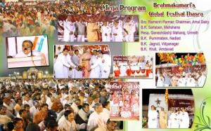 Global Festival in Thasra (Guj.)