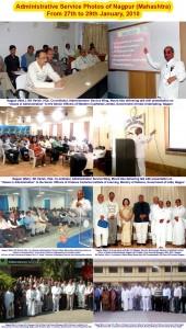 Administrative Service News & Photos of Nagpur (Mah.)