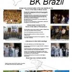 Celebrating 30 Years Of Godly Service In BRAZIL