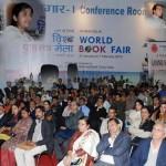 Brahmakumaris Youth Wing Pavilion in World Book Fair 2010 in Delhi