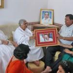 L&T Chairman Mr.A.M.Naik Visits Brahmakumaris H.Q At Mount Abu