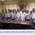 Administration Wing Services At Godhra & Silvasa