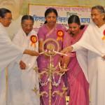 All India Conference On Women Empowerment At Brahmakumaris .Abu Road.