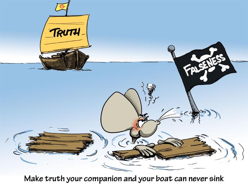 Cartoon Of The Week 25 June 2010