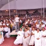 Dadi Hridayamohini ji Inaugurates Platinum Jubilee in Kanpur(UP)