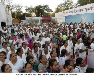 Parmatma Avataran Adhyatmik Mela ( Borivali.Mumbai)