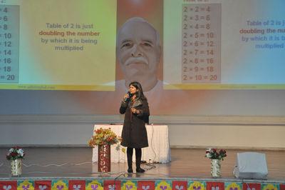 """Largest Maths Lesson"" Guinness World Record By Brahma Kumaris"