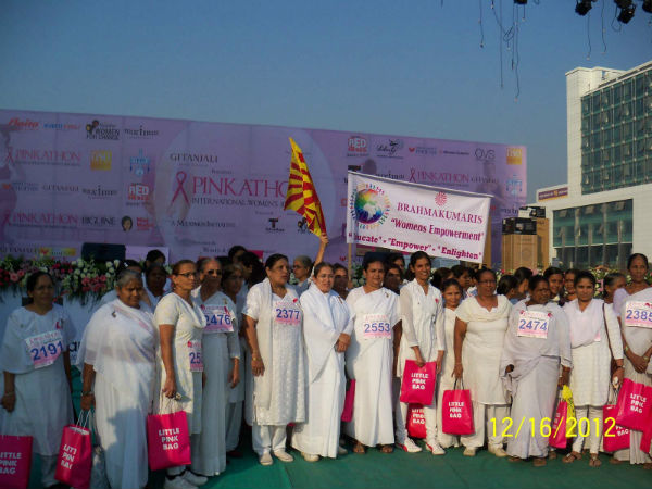Pinkathon International Womens Mara