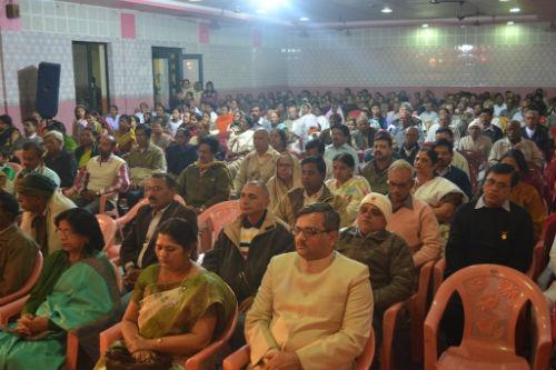A Judicial Gathering with Hon'ble Justice V. Eshwaraih ji