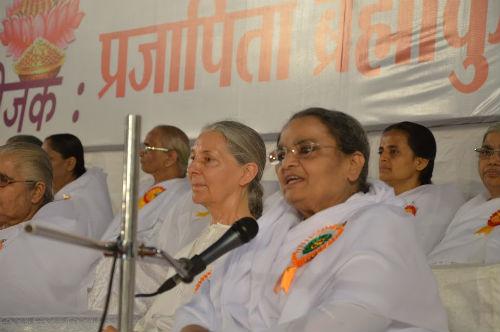 Brahmakumaris Women Empowerment Campaign Launching At Shivaji Park ( Mumbai)