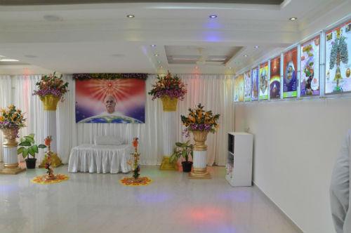 Inauguration Of  New Bhawan At  Manipal  (Karnataka)
