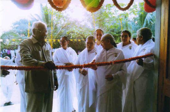 B.K.Jayanti Behen's Visit to Jagannath Puri