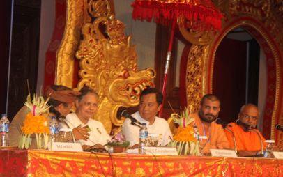 World Hindu Summit 2 in Denpasar - Bali (Indonesia)