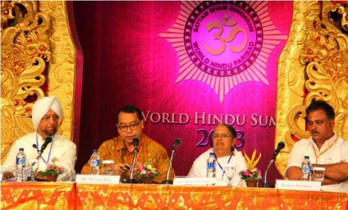 World Hindu Summit 2 in Denpasar - Bali Indonesia
