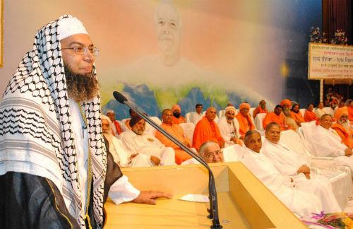 One God & One World Family:-  Religous Conference at Brahmakumaris Gyan Sarovar, Mt. Abu