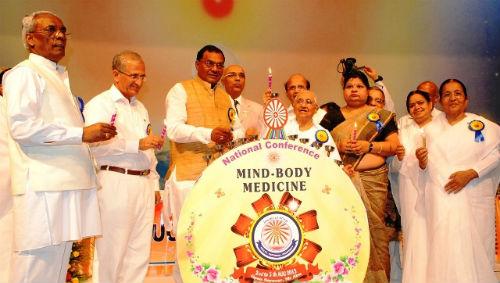 Medical Wing Conference Inaugurated at Gyan Sarovar, Mount Abu