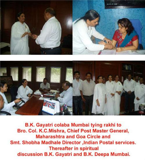 Rakshabandhan Event In Mumbai Colaba