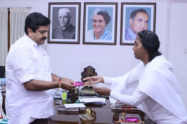 Raksha Bandhan Services News From Kerala