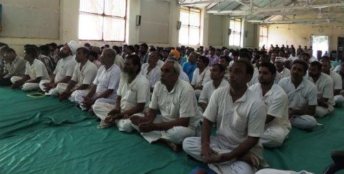 Janmastami Festival Celebrated in Ahmedabad Central Jail