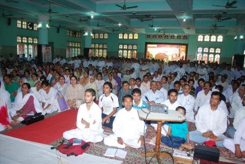 Geeta Gyan Rahasya Programme at Jammu