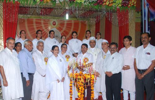 Geeta Gyan Rahasya Programme by BK Usha Didi at Jammu