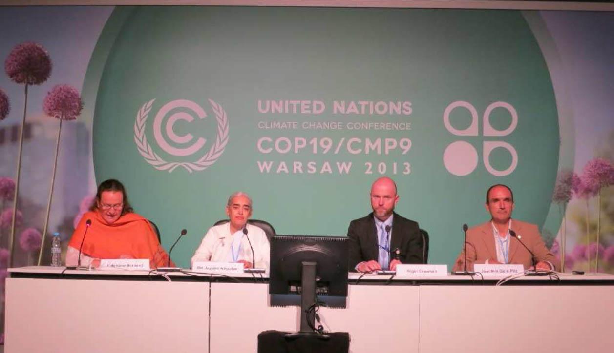 Brahma Kumaris' Climate Change Conference