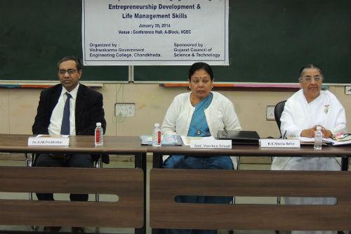 Entrepreneurship Development  Life Management Skill Seminar