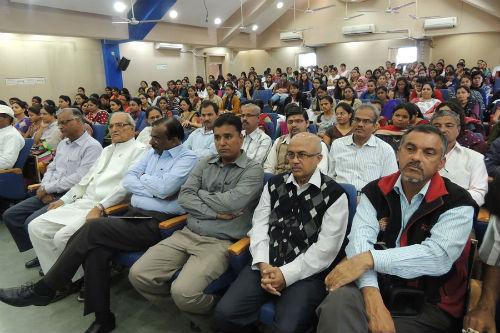 Life Management Skill Seminar Pic