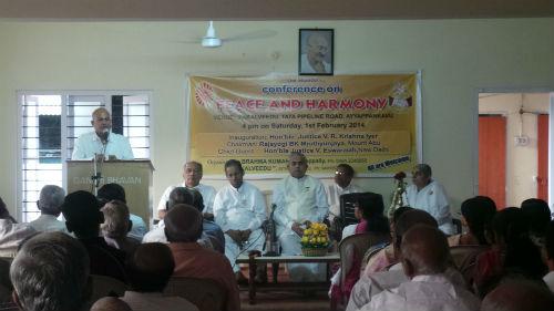 Peace  Harmony Conference