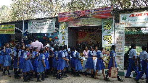 Republic Day Service in Chamaraj Pet Bangalore