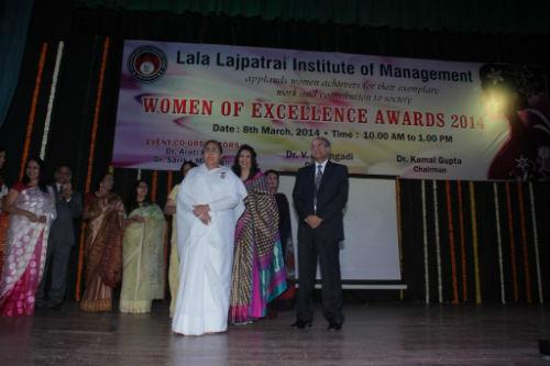 LLIM Felicitate Divyabehn Pics