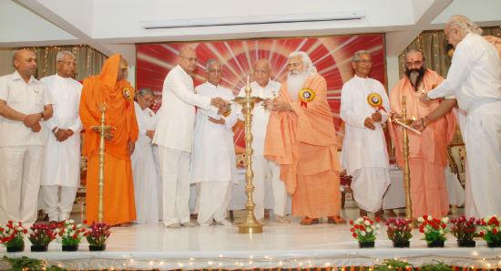 All India Conference on Bhagavat Gita at Brahmakumaris Om Shanti Retreat Centre - Delhi