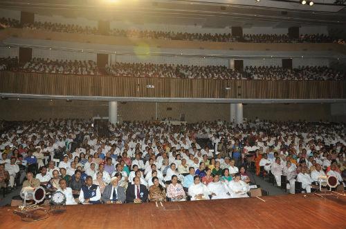 Mumbai-Gamdevi Centre Golden Jubilee Celebrations