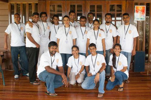BK Youth Retreat 2014 In Trinidad
