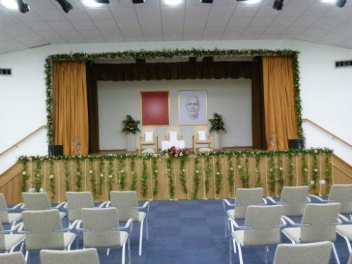 Brahma Kumari's Harmony House Leicester Inauguration