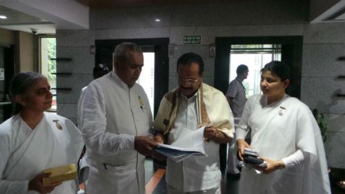 Hon'ble Shri Sadananda Gowda Minister of Railways