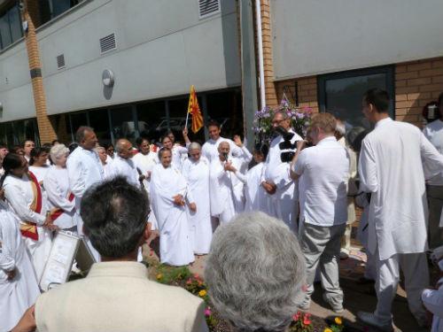 Inauguration of Harmony House Leicester by Dadi Ratan Mohini