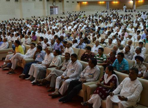 Speed,Safety & Spirituality Conference of Transport & Travel Wing's at Gyan Sarovar - Mount Abu