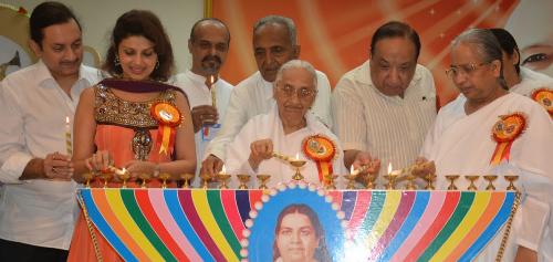 Inauguration of Cultural Conference cum Silver Jubilee Finale at Brahmakumaris Shantivan ( Abu Road)