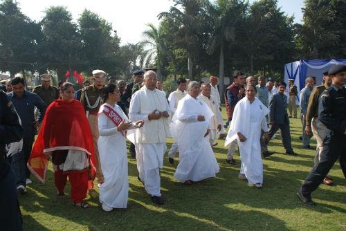 Inauguration of Spiritual Carnival at ORC by Hon'ble Governer of Haryana