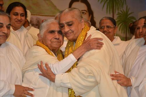 Celebration of Dadi Janki's 99th Birthday on New Year Day