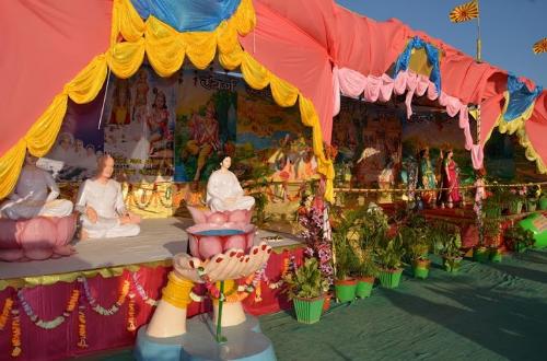 Mega Shiv Darshan Mahotsav at Abu Road (Rajasthan )