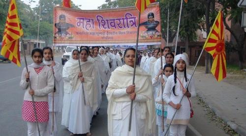 Sarv Dharam Sammelan at Rajyoga Bhawan, Chandigarh