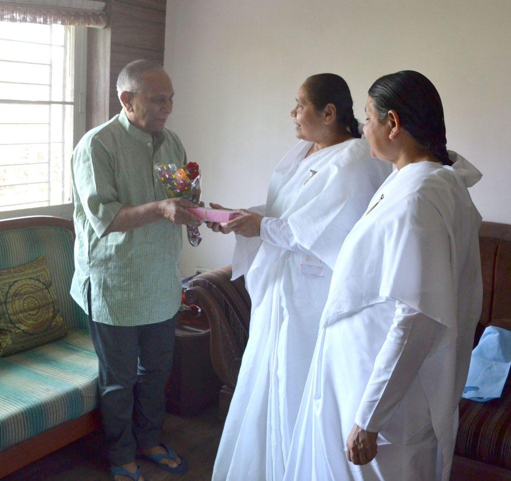 V S Kokje Ji Vishwa hindu Parishad